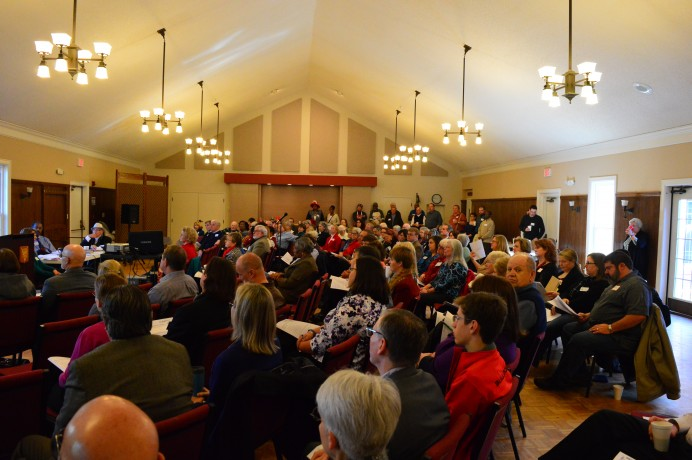 Annual Parish Meeting January 26
