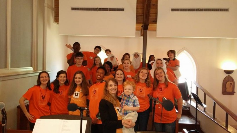 April 22 is Youth Sunday