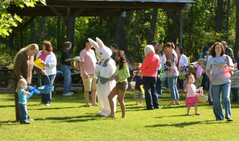 Photos From Annual Easter Eggstravaganza 2019
