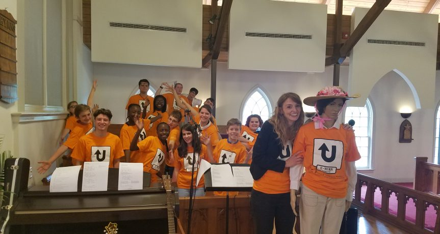 Youth Sunday 2018–Real vs Counterfeit