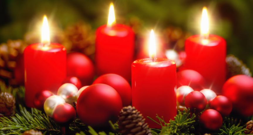 Advent, Christmas Eve and Christmas Day Services